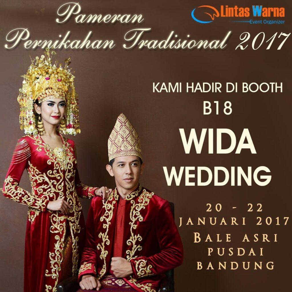 Pameran Pernikahan Tradisional 2017 - Pusdai